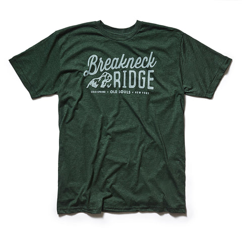 Breakneck Ridge Tee - Deep Navy