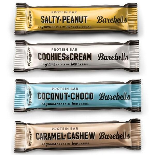 Barebells Protein Bar Mix & Match All Flavours