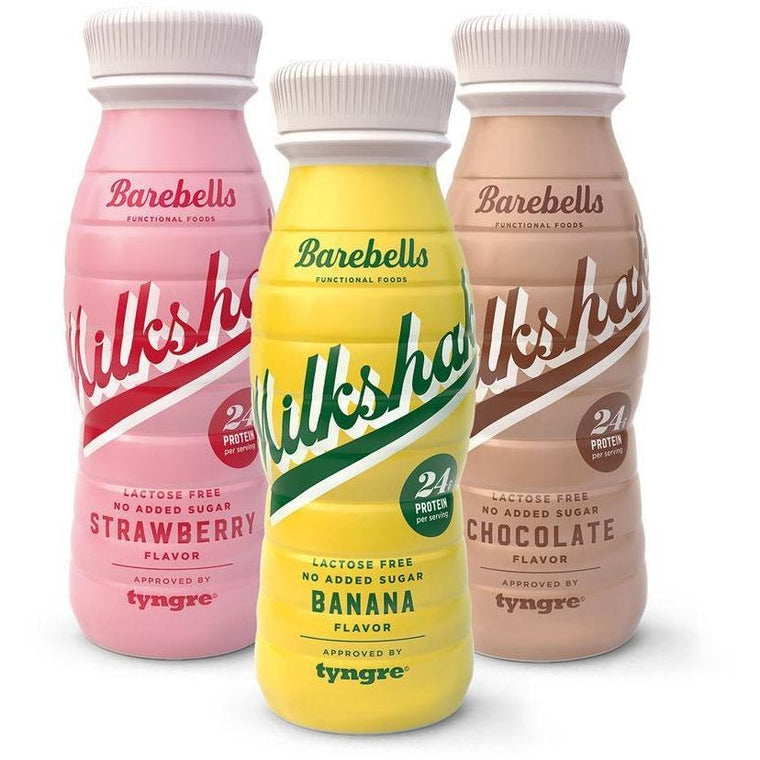 Barebells Protein Milkshake Mix & Match All Flavours