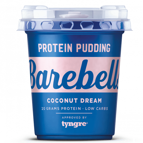Barebells Protein Puddings