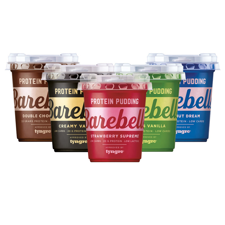 Barebells Protein Puddings Mix & Match All Flavours