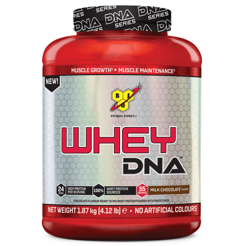 BSN BSN Whey DNA Whey Protein The Good Life