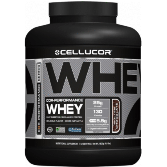 Cellucor Cellucor COR-Performance Whey Whey Protein The Good Life
