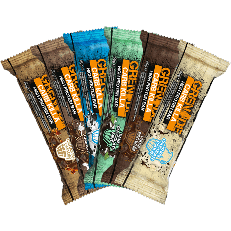 Grenade Grenade Carb Killa Mix & Match 12 Protein Bars Protein Bars The Good Life