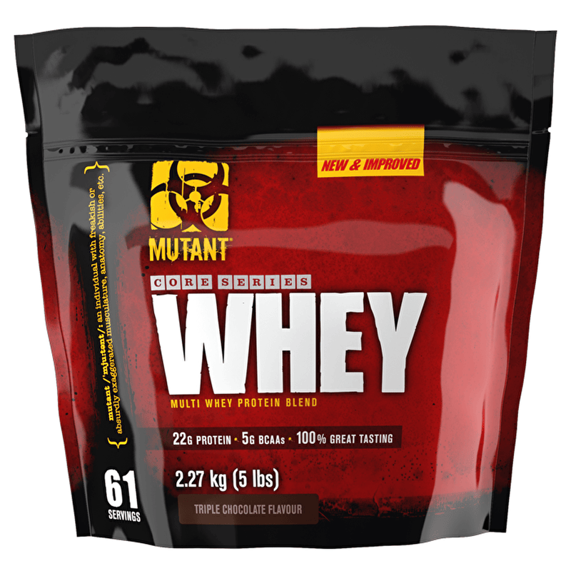 Mutant Mutant Whey Whey Protein The Good Life