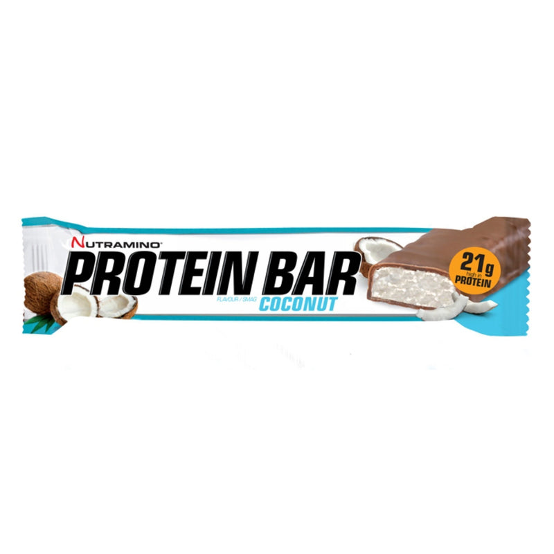 Nutramino Nutramino Protein Bar 64g / Coconut Protein Bars The Good Life