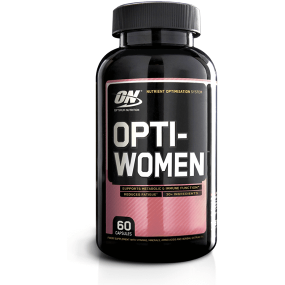 Optimum Nutrition Optimum Nutrition Opti-Women 120 Capsules Vitamins The Good Life