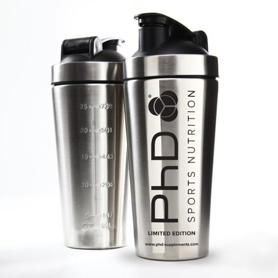 PhD Stainless Steel Shaker