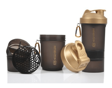 SmartShake SmartShake 400ml 400ml / Smoke & Gold Shaker Shaker The Good Life