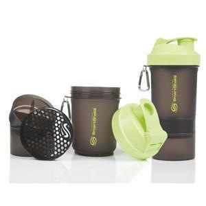 SmartShake SmartShake 400ml 400ml / Smoke & Green Shaker Shaker The Good Life