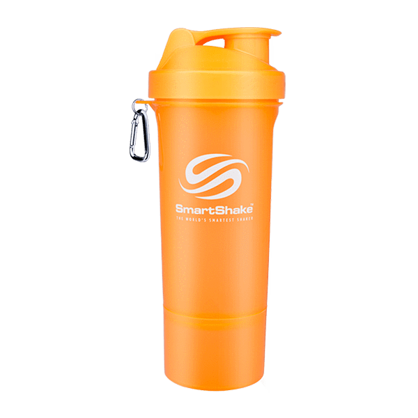 SmartShake SmartShake Slim 500ml 500ml / Orange Shaker The Good Life
