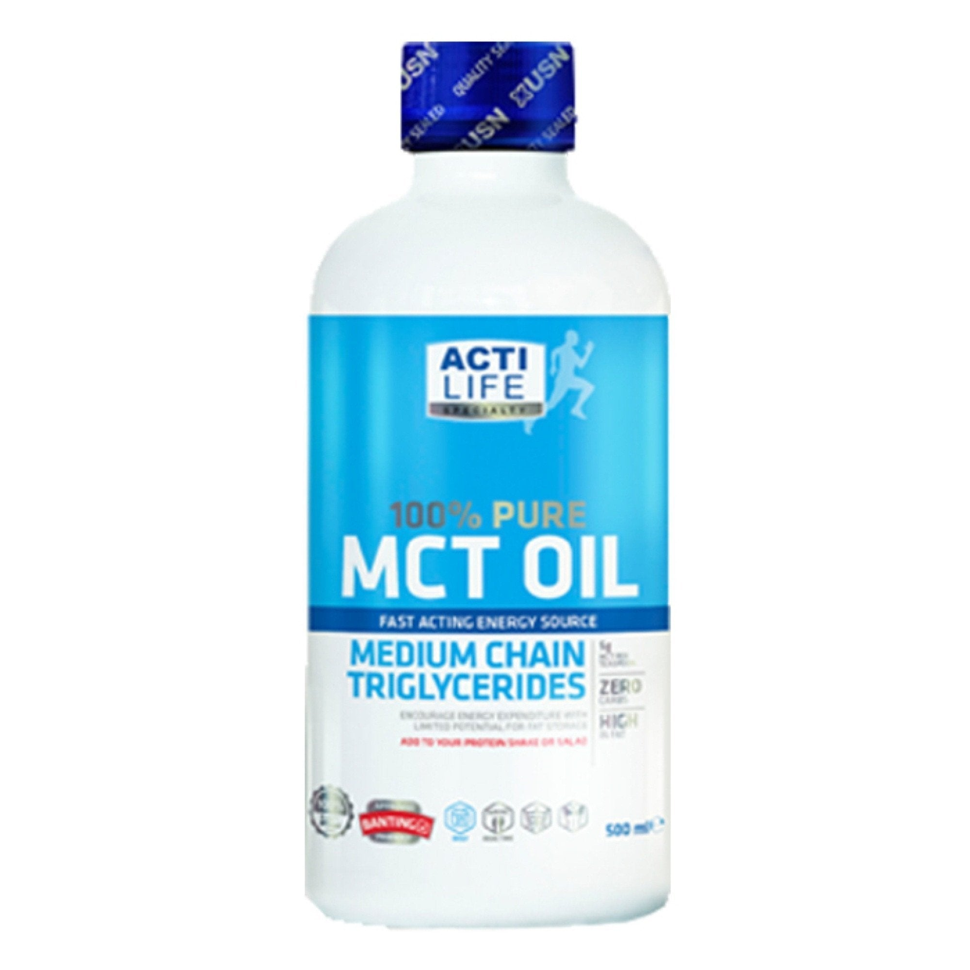 USN USN 100% Pure MCT Oil MCT Oil The Good Life
