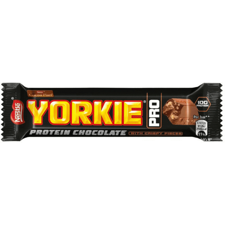 Yorkie PRO Protein Bars