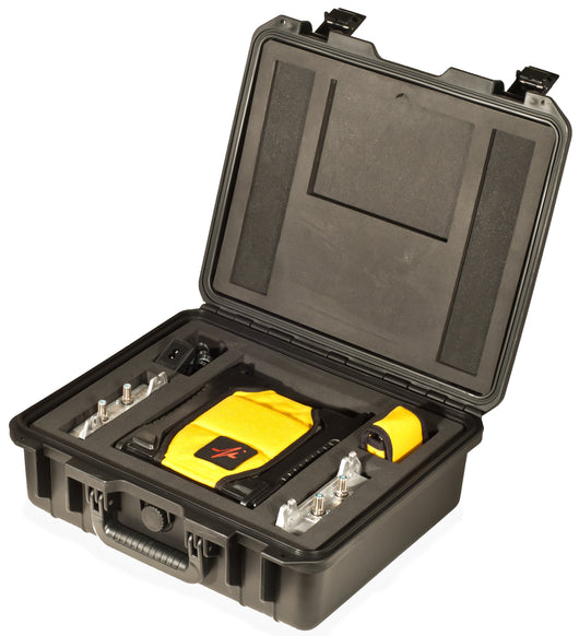 Hard Shell Carrying Case With Internal Foam Padding (PN 978-00008)