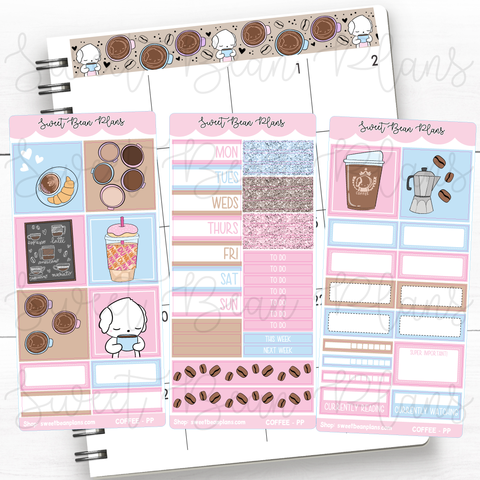 Coffee Bean PP Weeks Kit
