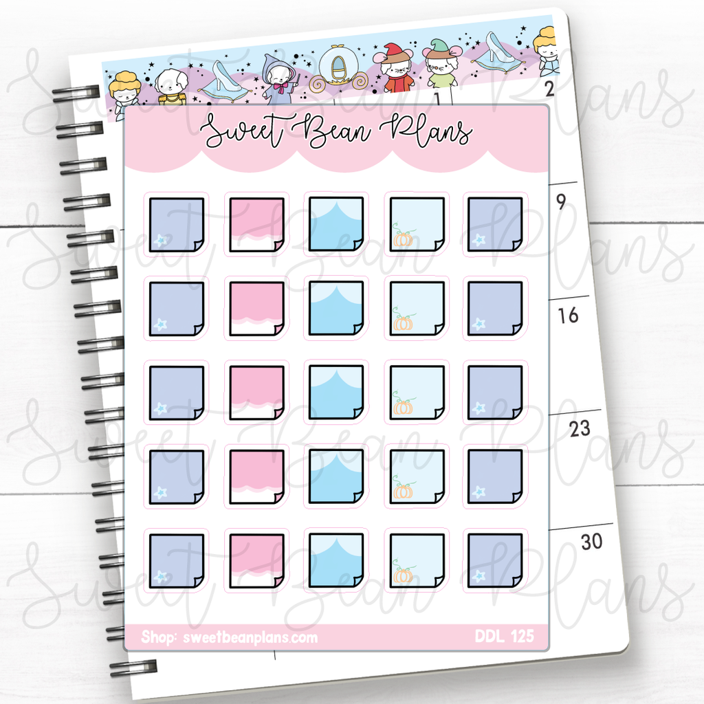 St. Patrick's Coffee Mugs Doodles Hand Drawn Planner Stickers | Ddl 125