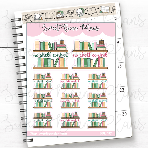 Chips Doodles Hand Drawn Planner Stickers | Ddl 137