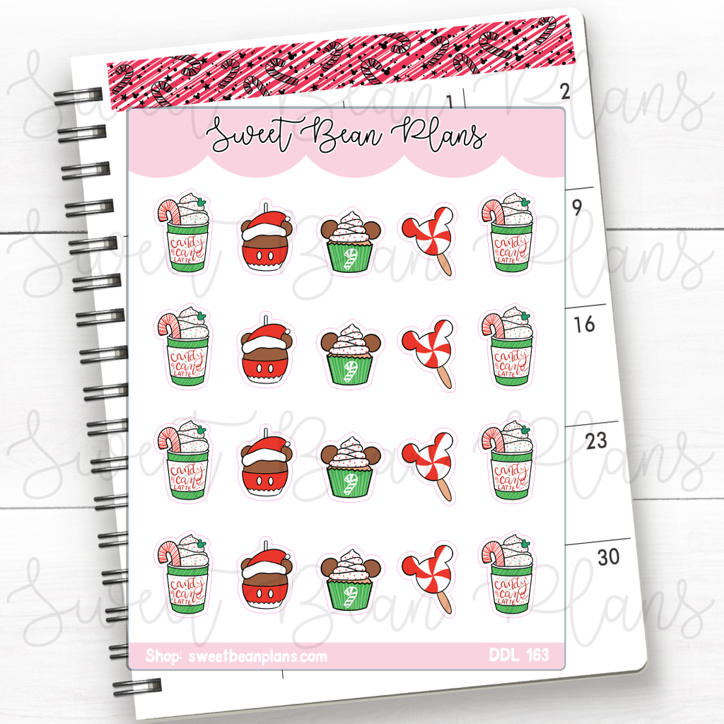 Original Switch Gaming Doodle Planner Stickers | Ddl 163