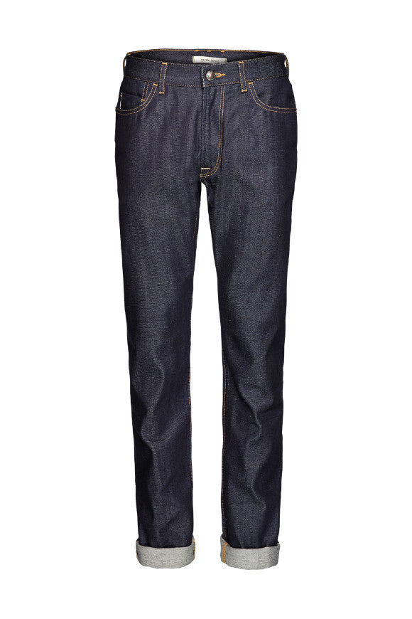 Phil selvedge jeans Men Blue from Charlie + Mary