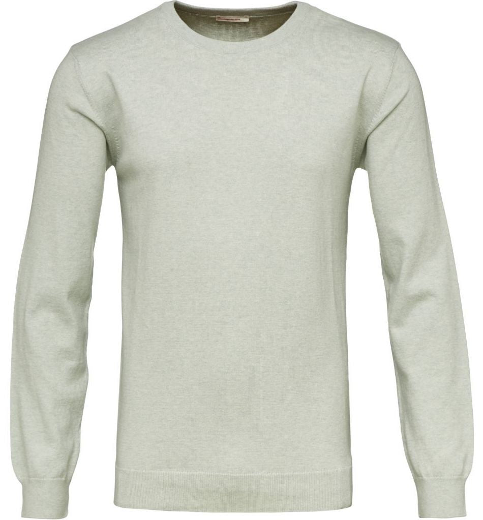 Basic O-neck Cotton/Cashmere SeaCreast from Charlie + Mary