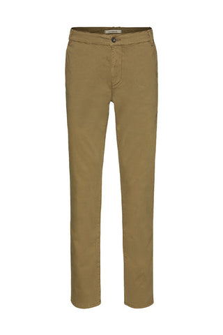 James chino Dark Camel Brown