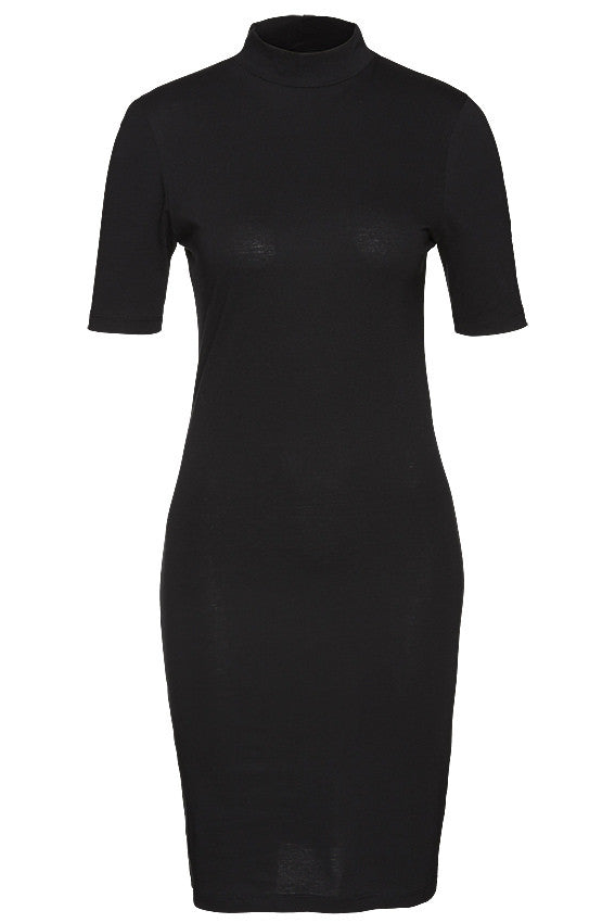 Turtle dress black from Charlie + Mary