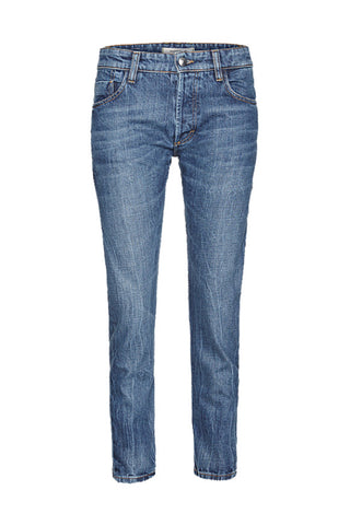 Rigid Kate jeans women Blue