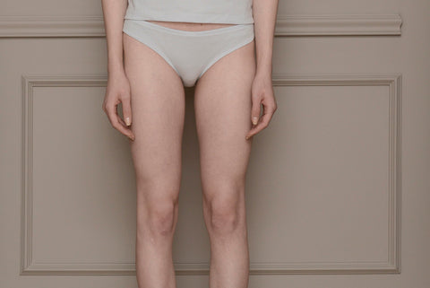 Basic brief Baby Blue