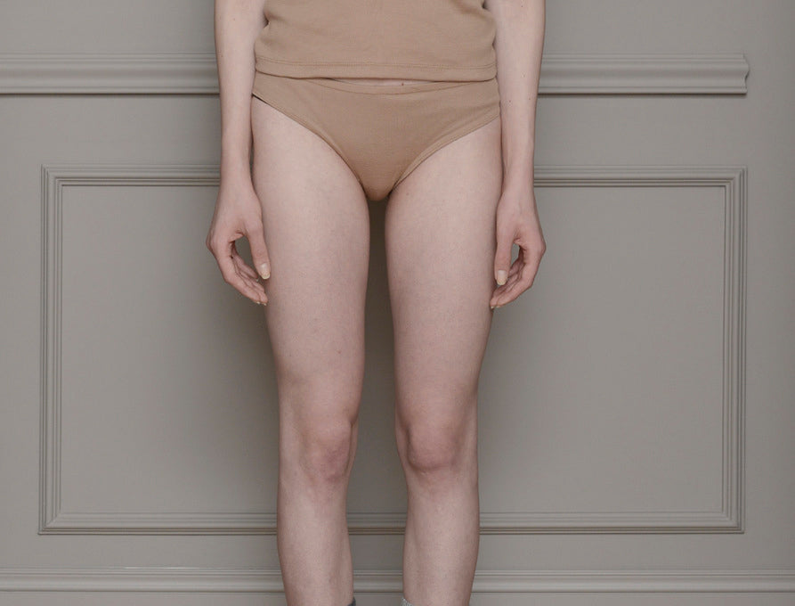 Basic brief Camel