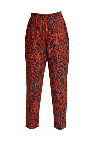 Aina printed trousers