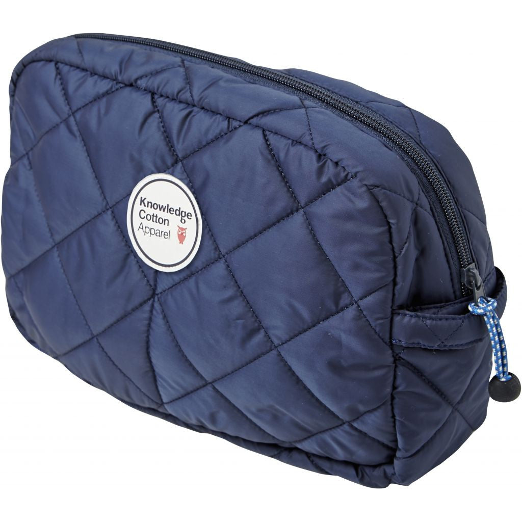 Quilted washbag Total Eclipse