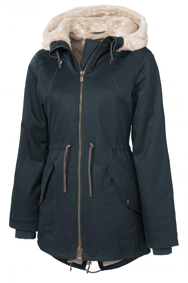 Ladies´Parka midnight blue