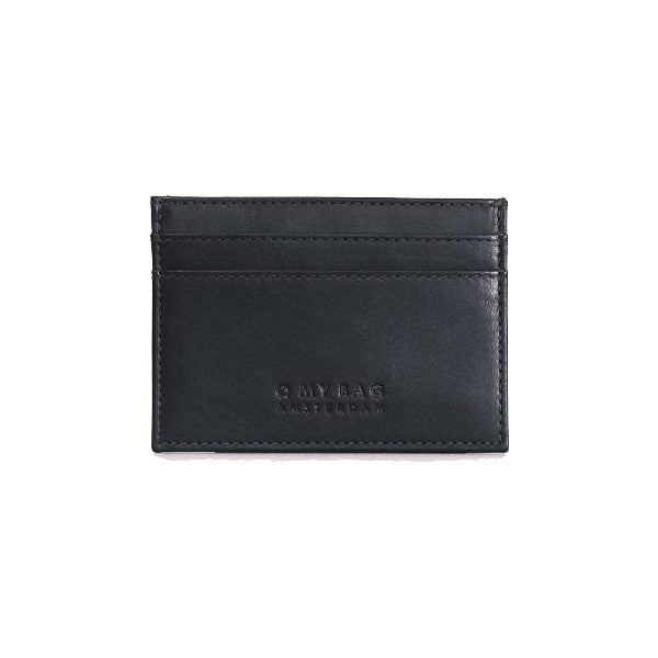 O My Bag Mark's cardcase black eco leather