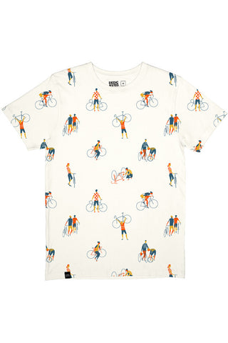 Dedicated t-shirt bike people off white