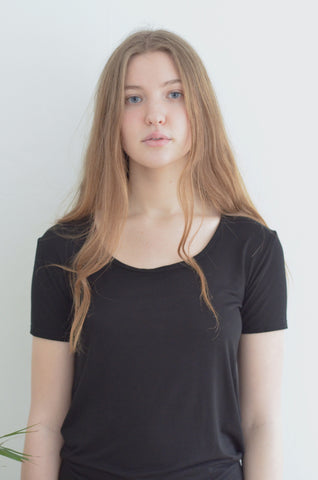 By Signe basic tee black