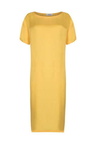 Rhumaa Sense relaxed dress yellow