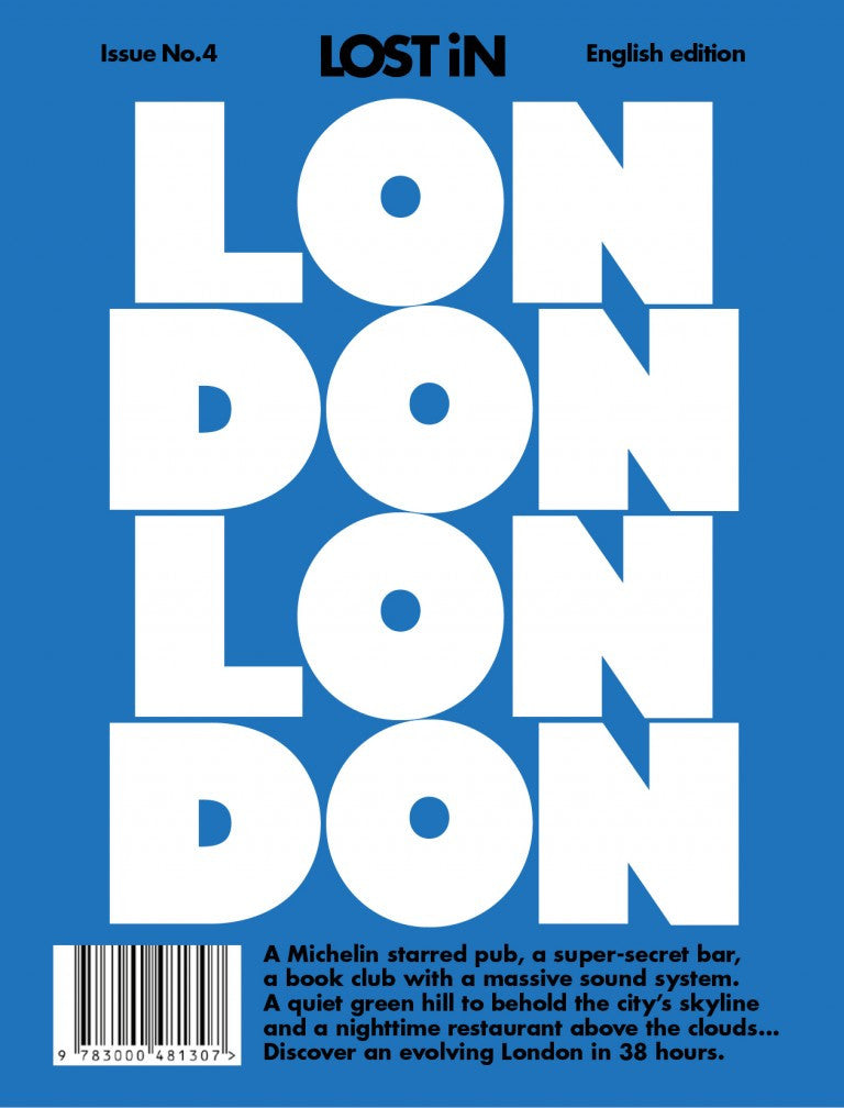 Lost in the city: Lost in London book travel
