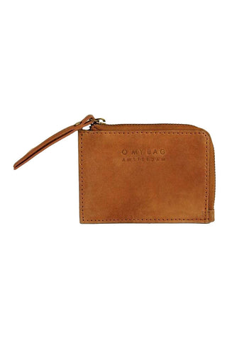 O My Bag Coinpurse Camel eco leather