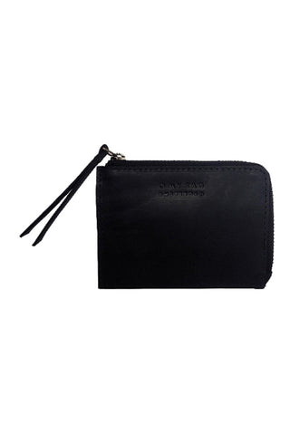 O My Bag Coinpurse black eco leather