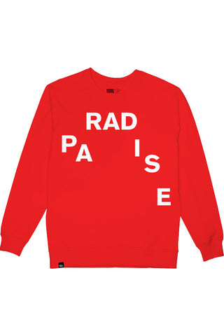 Dedicated Malmoe paradise sweater red