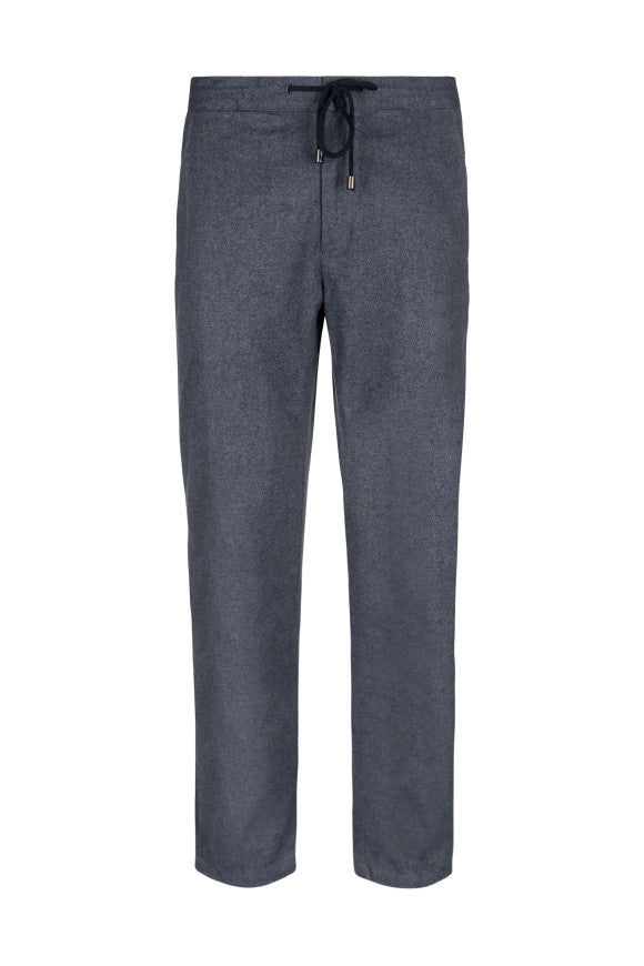 Unwind pants Grey/Blue from Charlie + Mary