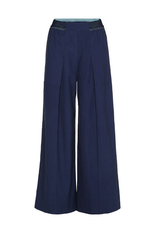 Skirt pants Dusty Blue