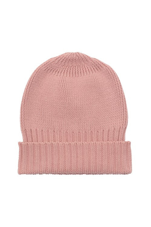 Beanie hat pink from Charlie + Mary