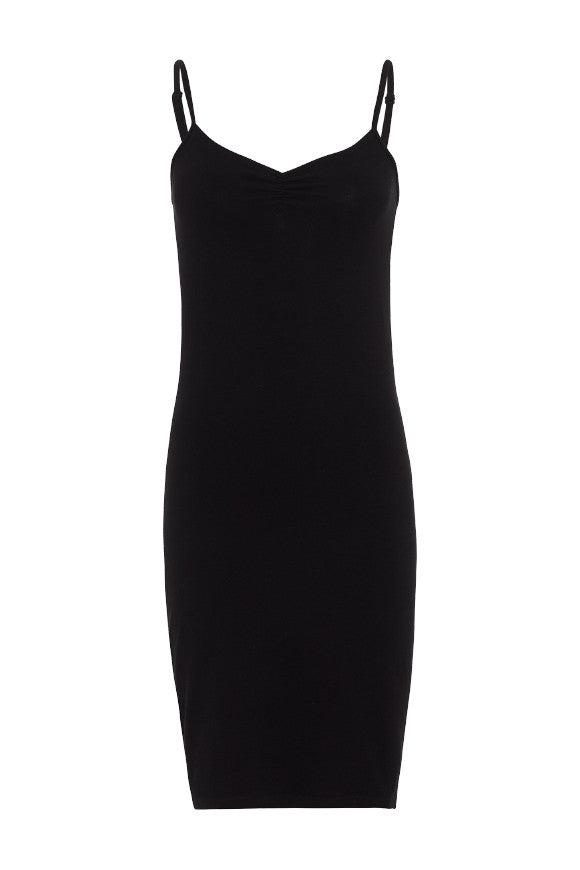 Camisole slip dress Black from Charlie + Mary