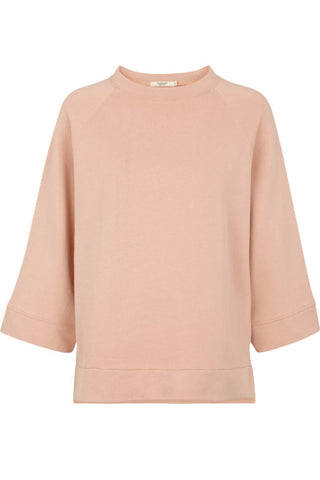 POPUPSHOP Canyon misty rose sweater