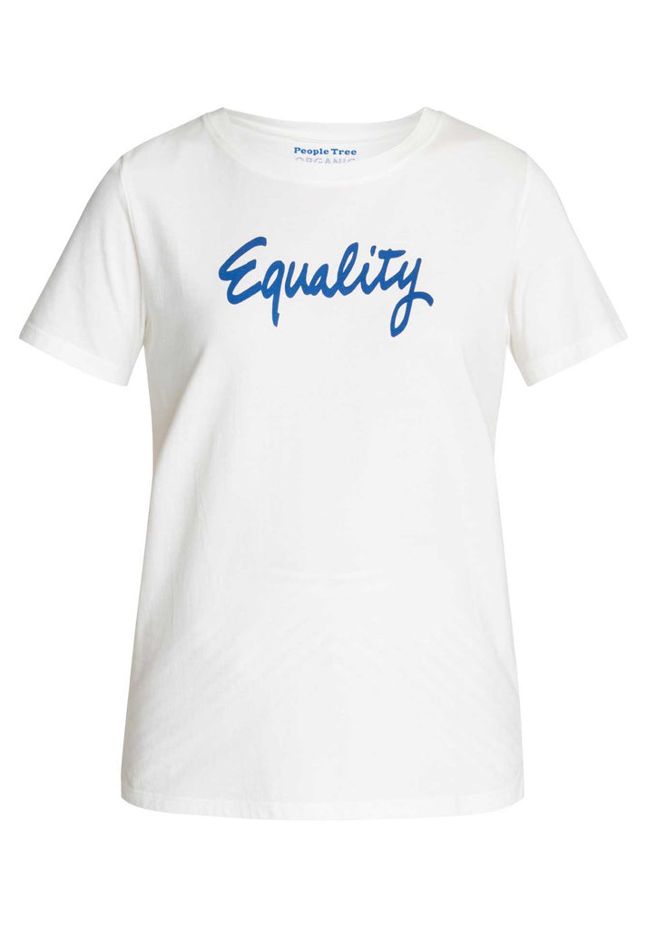 Equality Tee Eco White
