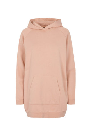 POPUPSHOP Hoodie sweat misty rose