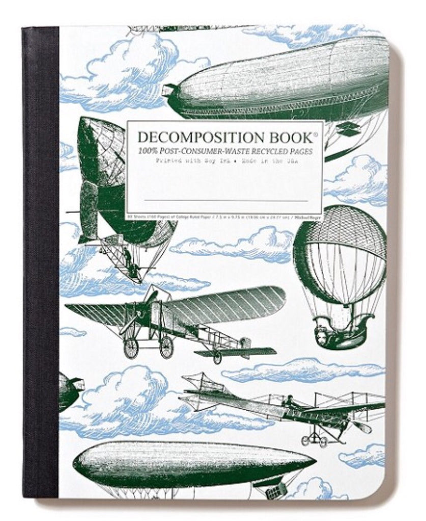 Decompostion Book Airships