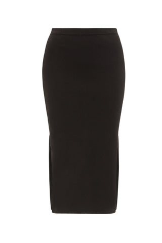 Lara Pencil Skirt Black