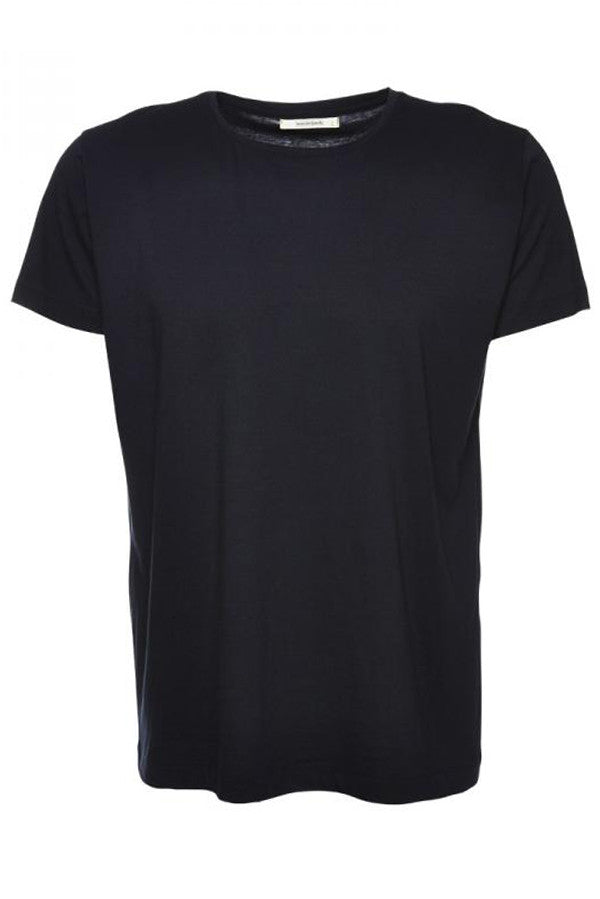 Metro core tee male black from Charlie + Mary